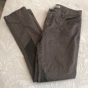 Cluny Anthropologie Brown pants